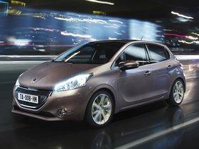Fotos de Peugeot 208 5 puertas 2012