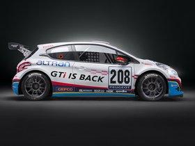 Ver foto 6 de Peugeot 208 GTI Sport 2013