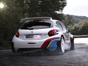 Ver foto 4 de Peugeot 208 GTI Sport 2013