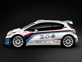 Ver foto 2 de Peugeot 208 GTI Sport 2013