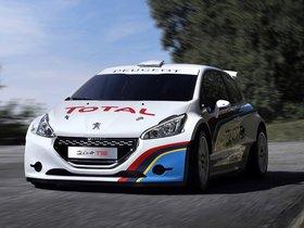 Ver foto 1 de Peugeot 208 GTI Sport 2013