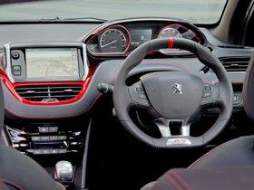 Ver foto 24 de Peugeot 208 GTI UK 2013