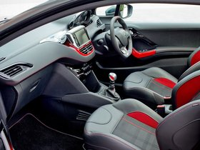 Ver foto 23 de Peugeot 208 GTI UK 2013