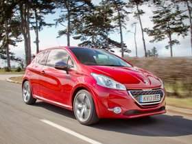 Fotos de Peugeot 208 GTI UK 2013