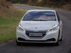 Ver foto 7 de Peugeot 208 HYbrid FE Concept 2013