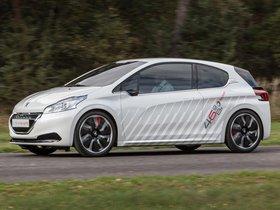 Ver foto 6 de Peugeot 208 HYbrid FE Concept 2013