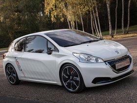 Ver foto 5 de Peugeot 208 HYbrid FE Concept 2013