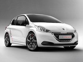 Fotos de Peugeot 208 HYbrid FE Concept 2013