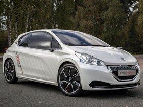 Ver foto 9 de Peugeot 208 HYbrid FE Concept 2013