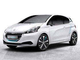 Fotos de Peugeot 208 Hybrid Air 2L Concept 2014