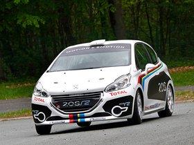 Ver foto 4 de Peugeot 208 R2 2012