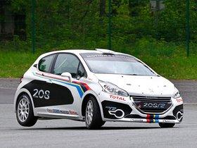 Ver foto 3 de Peugeot 208 R2 2012