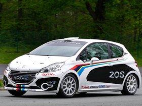 Ver foto 2 de Peugeot 208 R2 2012
