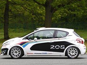 Ver foto 16 de Peugeot 208 R2 2012