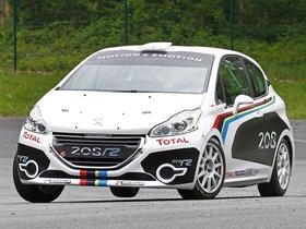Ver foto 15 de Peugeot 208 R2 2012
