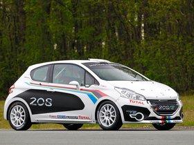 Ver foto 11 de Peugeot 208 R2 2012