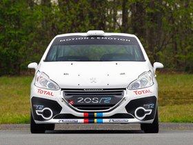 Ver foto 7 de Peugeot 208 R2 2012