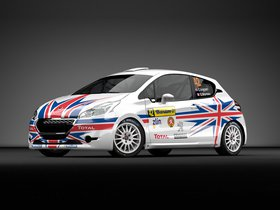 Ver foto 3 de Peugeot 208 R2 Chris Ingram 2014