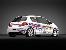 Ver foto 2 de Peugeot 208 R2 Chris Ingram 2014