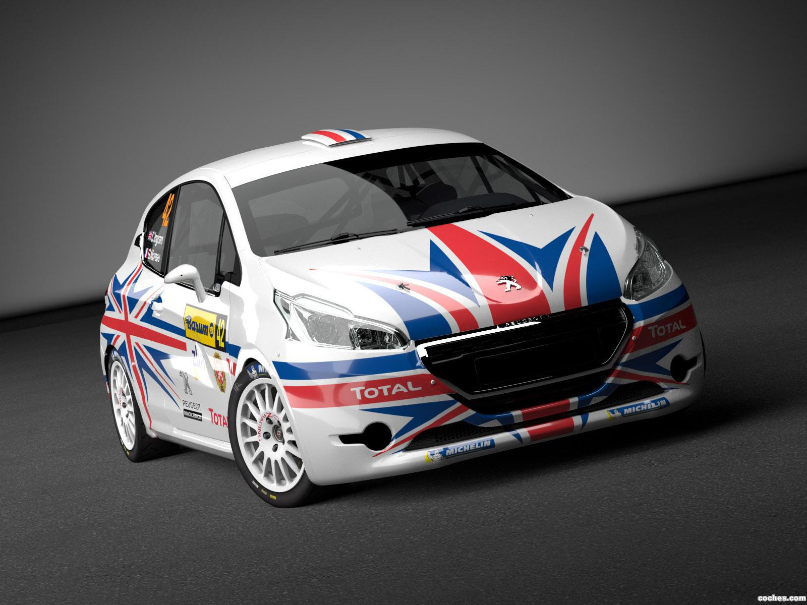Foto 0 de Peugeot 208 R2 Chris Ingram 2014