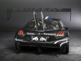 Ver foto 3 de Peugeot 208 T16 Pikes Peak 2013
