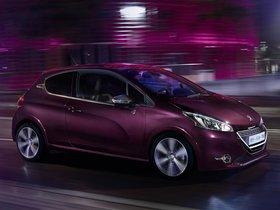 Fotos de Peugeot 208 XY 3 puertas 2012