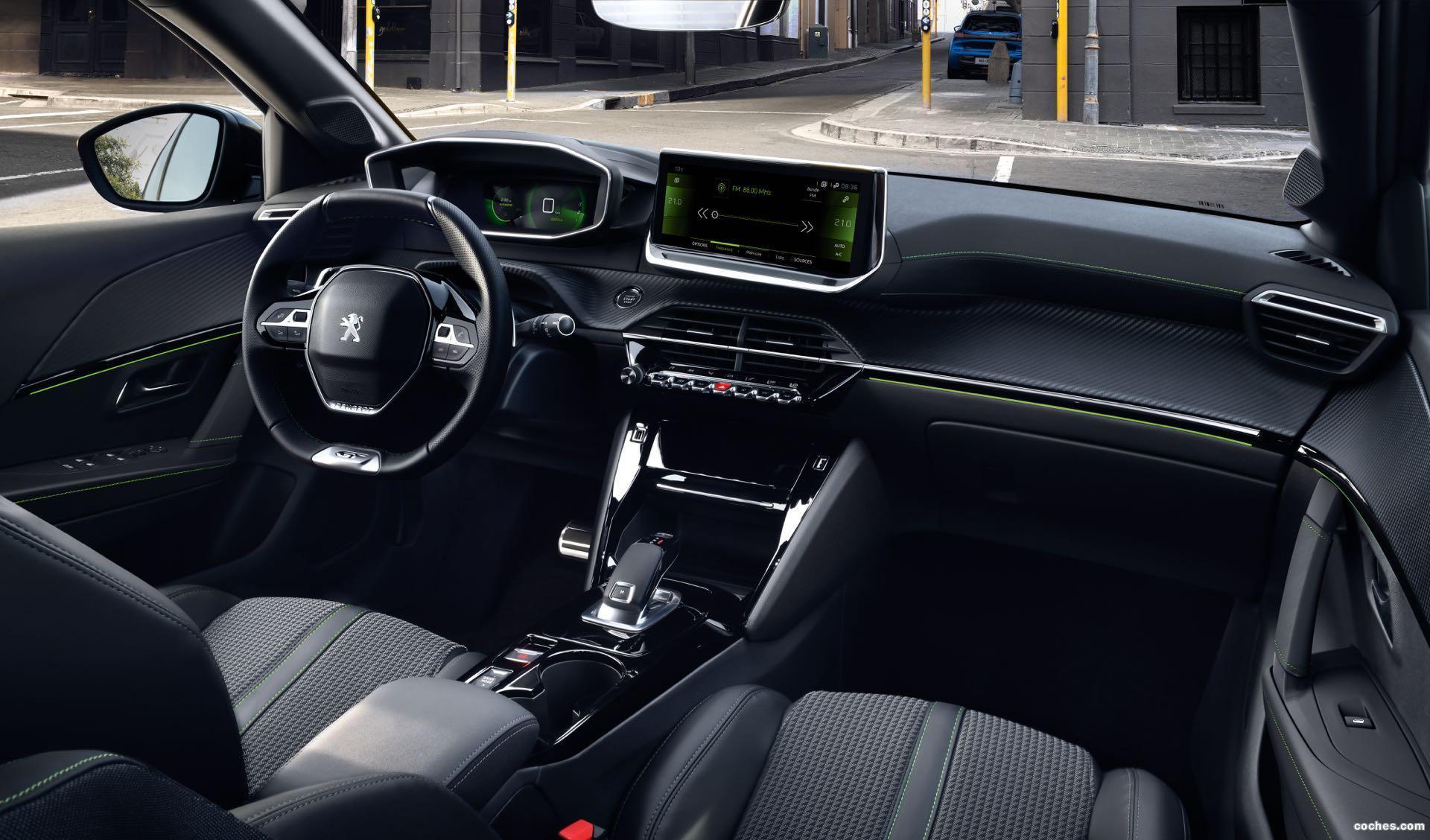 Foto 24 de Peugeot 208 GT-Line 2019