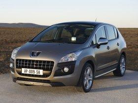 Fotos de Peugeot 3008 2009
