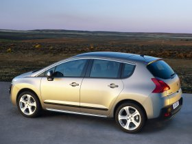 Ver foto 8 de Peugeot 3008 2009