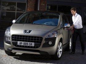 Ver foto 2 de Peugeot 3008 2009