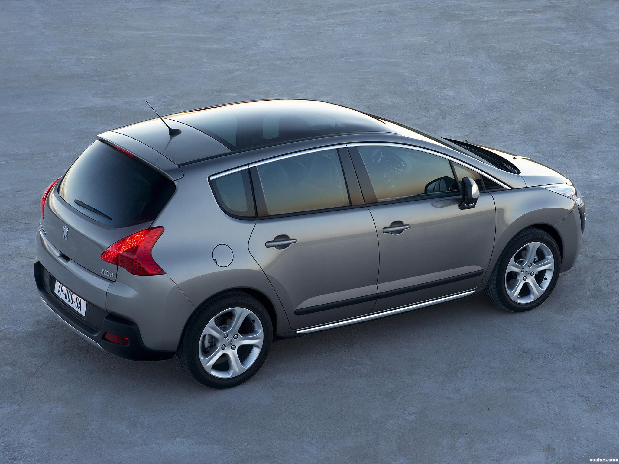Foto 5 de Peugeot 3008 2009