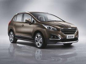 Ver foto 2 de Peugeot 3008 China 2013