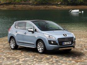 Ver foto 17 de Peugeot 3008 Hybrid4 2010