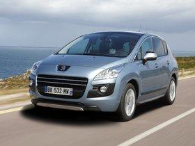 Ver foto 15 de Peugeot 3008 Hybrid4 2010