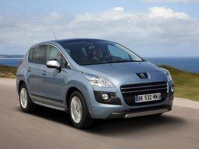 Ver foto 14 de Peugeot 3008 Hybrid4 2010