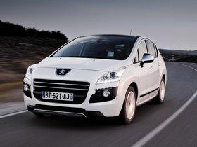 Ver foto 11 de Peugeot 3008 Hybrid4 2010