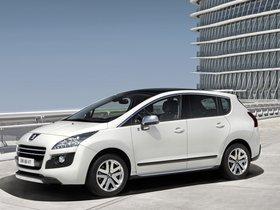 Ver foto 9 de Peugeot 3008 Hybrid4 2010