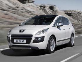Ver foto 6 de Peugeot 3008 Hybrid4 2010