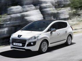 Ver foto 4 de Peugeot 3008 Hybrid4 2010