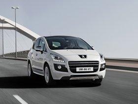 Ver foto 3 de Peugeot 3008 Hybrid4 2010