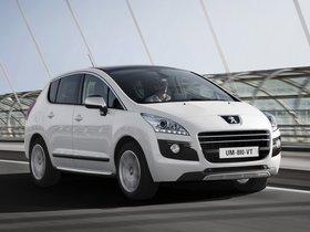 Ver foto 2 de Peugeot 3008 Hybrid4 2010