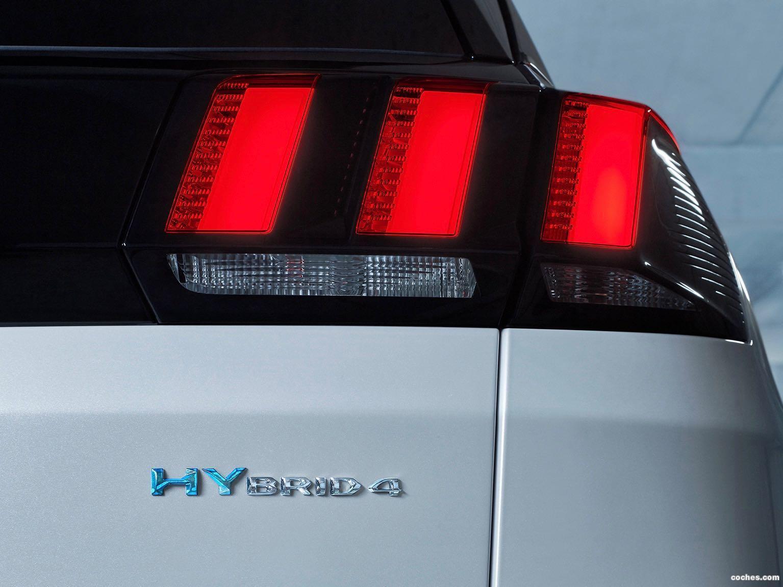 Foto 1 de Peugeot 3008 Hybrid4 2019