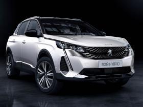 Ver foto 14 de Peugeot 3008 Hybrid 2021