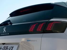 Ver foto 16 de Peugeot 3008 Hybrid 2021