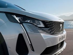 Ver foto 9 de Peugeot 3008 Hybrid 2021