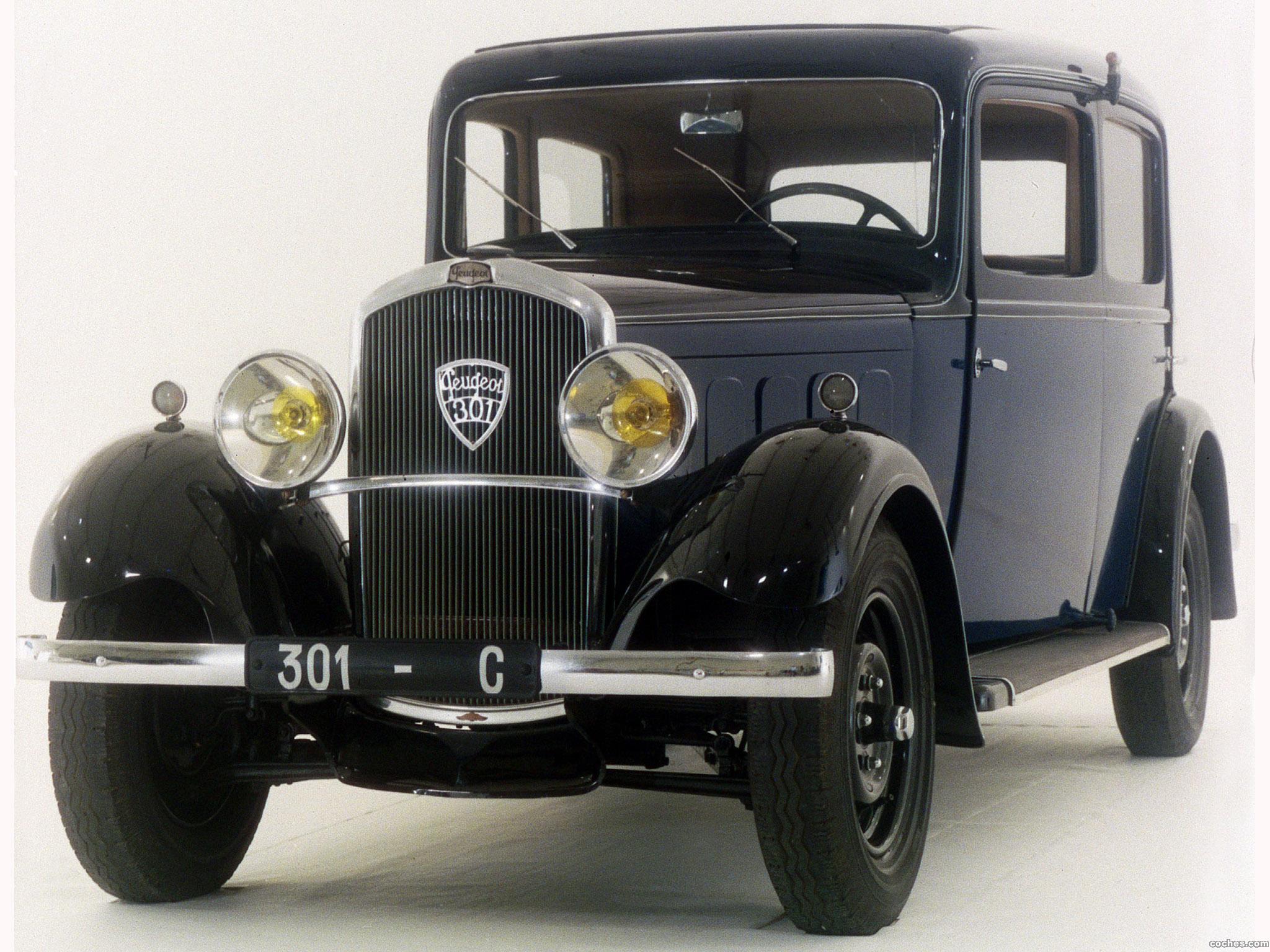 Foto 0 de Peugeot 301 1932