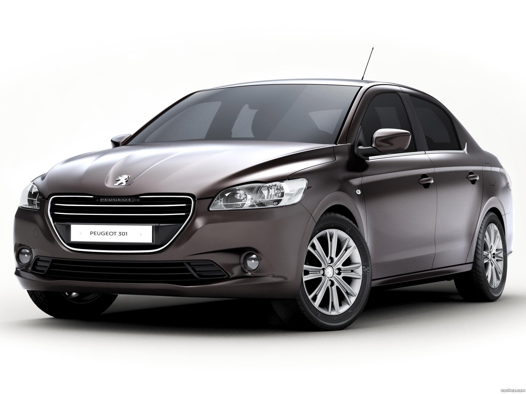 Foto 0 de Peugeot 301 2012