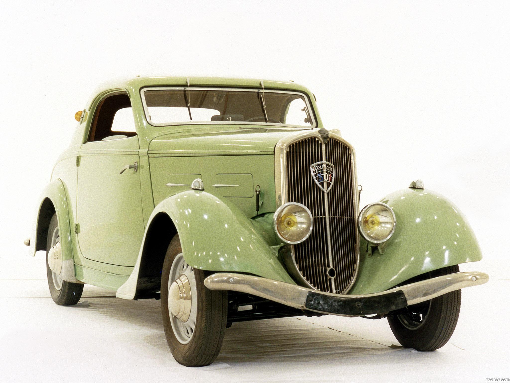 Foto 0 de Peugeot 301 Coupe 1932