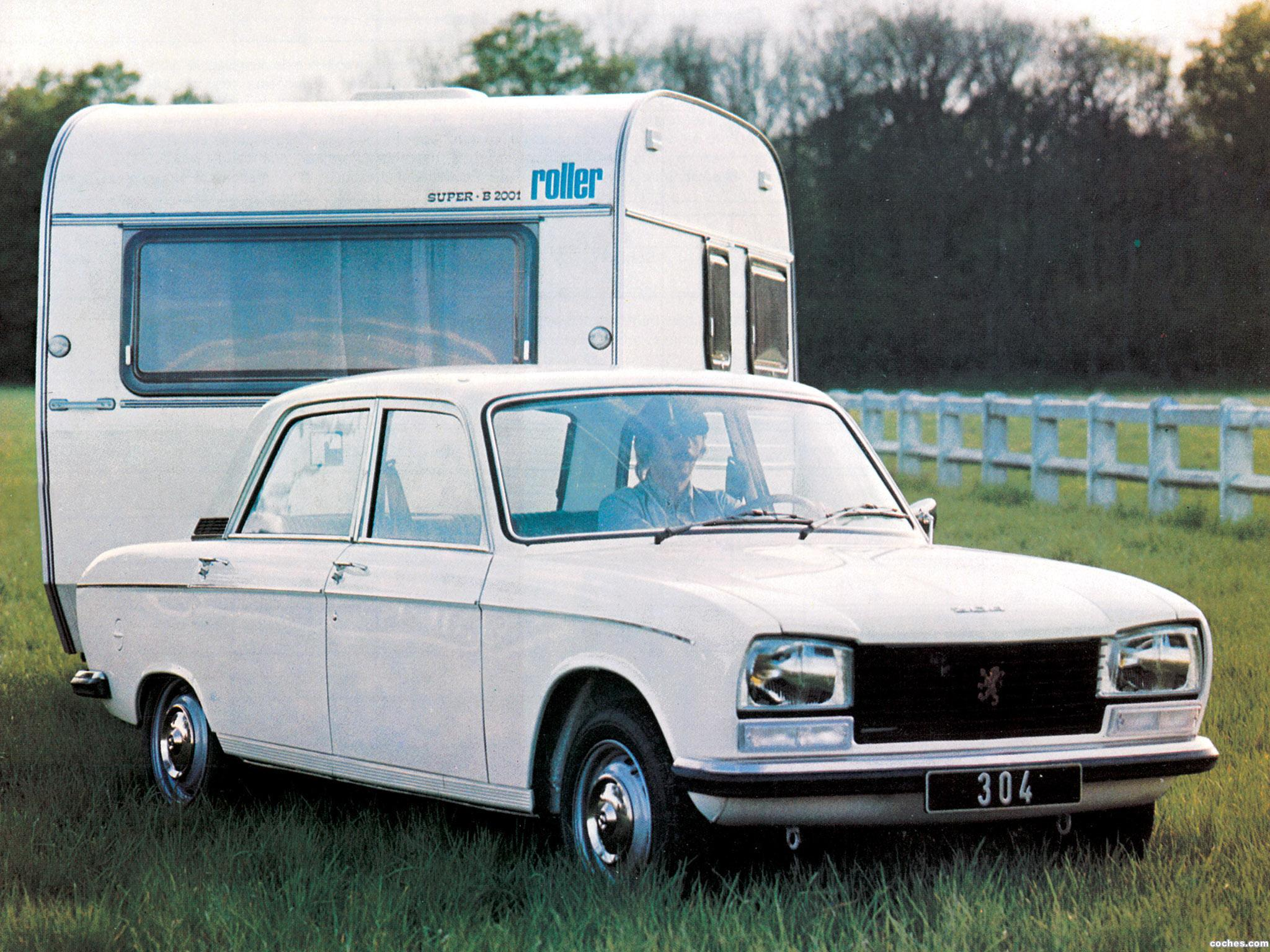 Foto 1 de Peugeot 304 1969