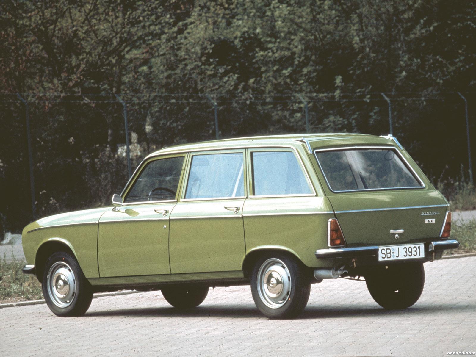 Foto 1 de Peugeot 304 Break 1970